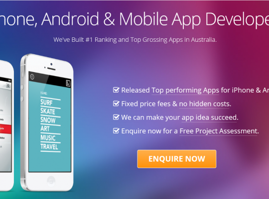 Mobile App Development