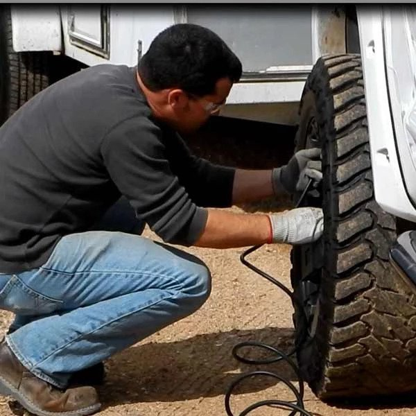 Don't Over Think It – It's Just a Tire Inflator
