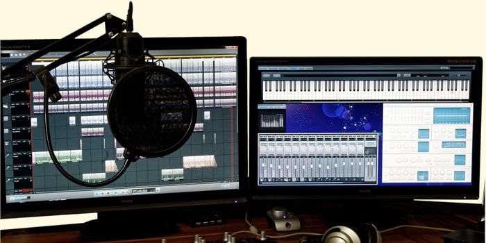 Would You Like to be a Recording Engineer in a Top Studio? Yes?